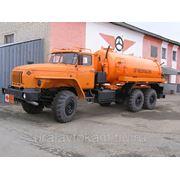 АКН-10ОД на шасси Урал 4320 фото
