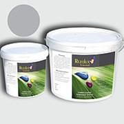 Резиновая краска Rezolux Universal /14 кг/ серый 7040 фото