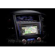Штатное головное устройство MyDean 7502 для автомобиля Mitsubishi Pajero фото