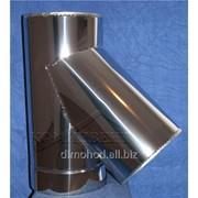 Тройник термо 45 Ф140/200 к/к фото