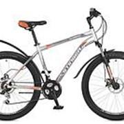 Велосипед Stinger Element D 26 2017 серый фото
