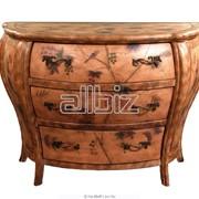 Мебель состаренная в французском стиле фото