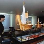 Ресторан фаст-фуд фото