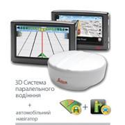 Система параллельного вождения GPS Leica MojoMINI фото