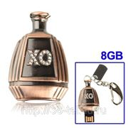 USB Flash накопитель - Бутылка XO (8 GB) фото