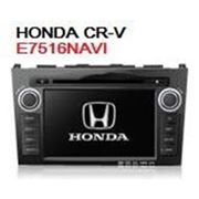 Штатное головное устройство FlyAudio E7516NAVI HONDA CR-V фото