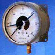 Сигнализирующие манометры, вакуумметры, мановакуумметры ДМ2005Сг, ДВ2005Сг, ДА2005Сг фото