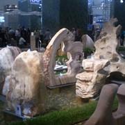 Размещение рекламы предприятий по переработке гранитов в мировых каталогах, участие в международных выставках камня и оборудования. фото
