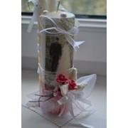 Свадебная свеча фото