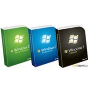 Системы операционные Microsoft Win Home Basic 7 SP1 32-bit Russian CIS and Georgia 1pk DSP OEI 611 DVD (F2C-00884) фото