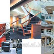 Лестницы, заборы, перила фото