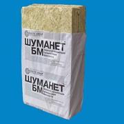 Звукопоглощающие плиты из минеральной ваты Шуманет-БМ фото