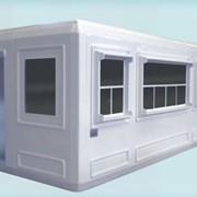 Стандартная модульная кабина Saftermobo К2763 фото