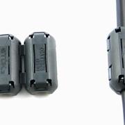 ZCAT1730-0730A(-BK) Ферритовый фильтр в черном корпусе (на кабель D=4...7мм) фото