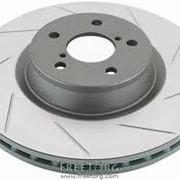 Проточка тормозных дисков. Замена колодок фото