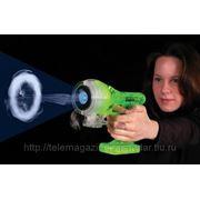 Пистолет стреляющий дымовыми кольцами Zero Blaster фото