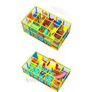 Детский игровой лабиринт. Водный мир фото