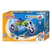 """Конструктор Meccano """"мотоцикл"""" 734103 фото"""