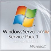 Операционная система Windows Server Std 2008 R2 SP1 x64 ENG 1pk DSP OEI DVD 1-4CPU 5Clt LCP фото