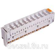 Магазин защиты 2/10 на 10 пар для 3-х пол. разрядника (Krone 6089 2 023-01) фото