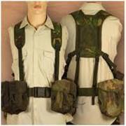 Обмундирование и снаряжение военные текстильные фото