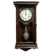 Часы настенные классические 32х64,3х13,2см. арт.HL-C-4032-A фото
