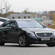 Прокат Mercedes-Benz W222 long фото