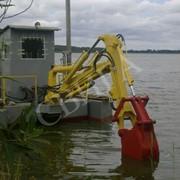 Чистка водоёмов и озер фото
