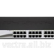 Коммутатор D-Link DES-1210-28/ME/B2 24port 10/100, 2x1GE/SFP, 2xSFP, MetroEthernet, WebSmart фото
