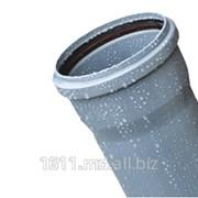 Трубы канализационные, фитинги фото