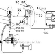 Воздушный инжектор для доильного зала Westfalia фото
