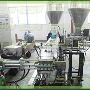 Двухшнековые однонаправленные экструдеры для переработки и изготовления компаундов и суперконцентратов из различных видов полимеров фото