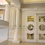 """Молдинги декоративные торговой марки """"CONDI DECOR"""" фото"""