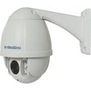 4 Мп уличная cкоростная поворотная IP видеокамера 10X Zoom (5-50 мм) c ИК-подсветкой до 50м INT-PTZIP10-A06 фото