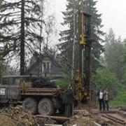 Проведение грунтовых обследований земель. фото