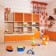 Мебель детская тумба и набор шкафчиков фото
