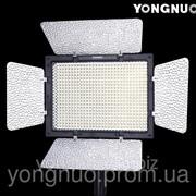 Cтудийный свет Yongnuo YN600 LED 5500k / 3200k-5500k с регулировкой температуры фото