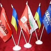Флаги, вымпелы в ассортименте. фото