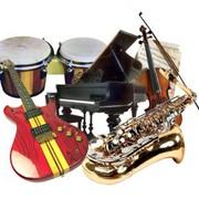 Поставка музыкального оборудования фото