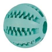 Игрушка для собак Мяч бейсбольный Trixie Mintfresh Basebal, 6,5 см фото