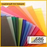 Оргстекло 80х600х600 ТОСН ГОСТ 17622-72 фото
