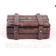 Сундук деревянй фото