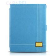 Чехлы ZENUS Leather Case 'Masstige' Color Point – Blue для iPad 4\ iPad 3 фото