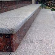 Плитка для подступенек из натурального камня фото