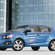 Chevrolet Aveo HATCHBACK фото