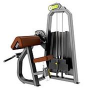 Профессиональный тренажер для зала бицепс-машина DHZ Fitness T1030 фото