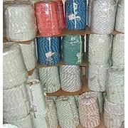 Капроновый полиамидный шнур фото