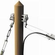 Монтаж кабелей связи фото