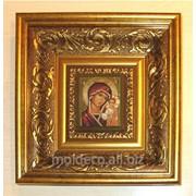 Иконы в деревянной рамке, умеренные цены фото