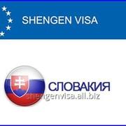 Виза в Словакию из Киева фото